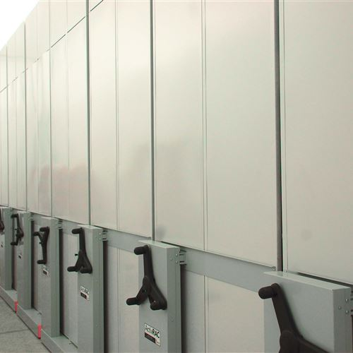 ActivRAC 7M with 4-Post shelving in Climate Controlled Room