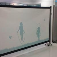 KwickScreen Room Dividers for Hospitals