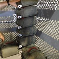 T-11 Reserve Chute Stack Configuration in Universal Storage Container
