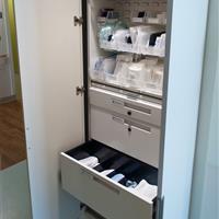 CoreSTOR Inside Patient Room