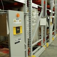 Compact Racking for Turbine Spare Parts Storage