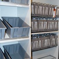 Mailroom Shelving and Sorting Solutions