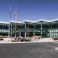 Exterior Shot of Uintah County Public Library