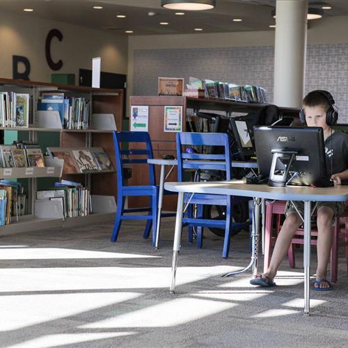 Juvenile Department at Uintah County Public Library