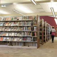Books Displayed at Uintah County Public Library