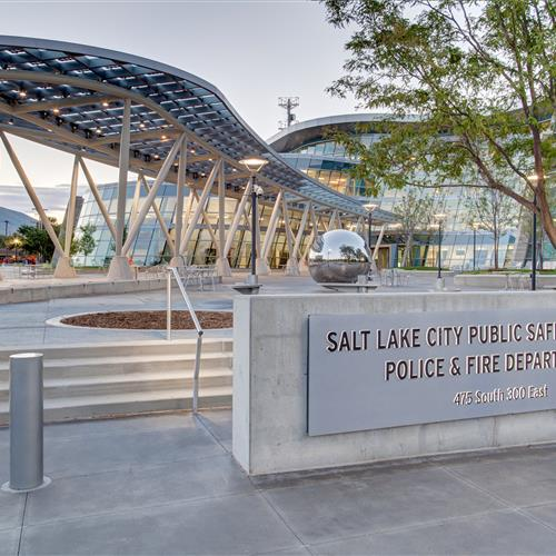 Salt Lake City Combines Police, Fire and Emergency Response in Incredible New Facility
