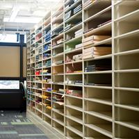 Book Storage for College and University Libraries