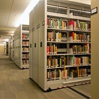 Powered Mobile Storage for Library Books