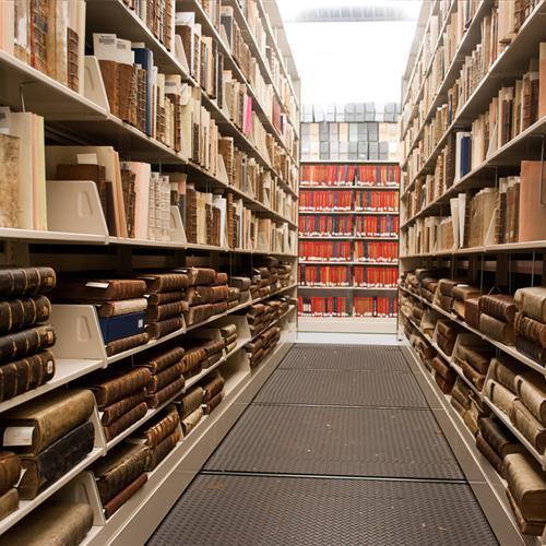 Archive Book Storage
