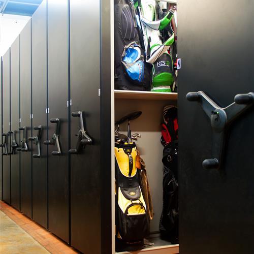 Golf Club Storage Systems