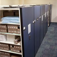 High Density Storage at Florida Hospital Center for Diagnostic Pathology