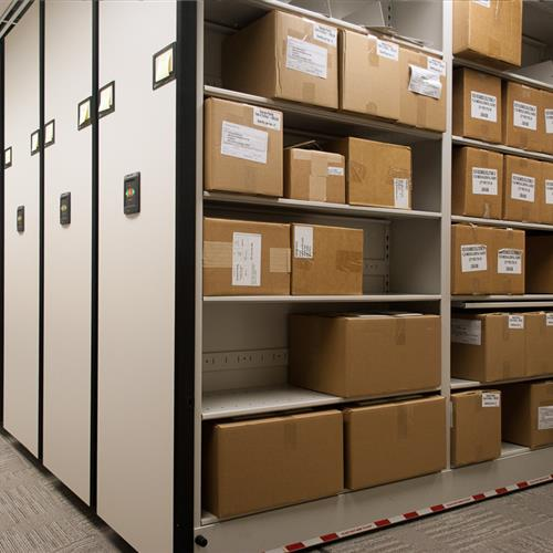 High Density Office Storage