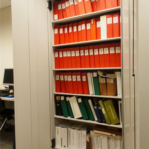 Binder Storage Cabinets