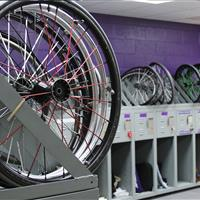 Wheelchair Basketball Freestyle Lockers