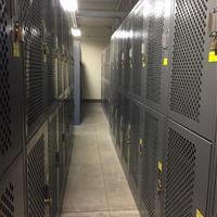 OCIE Gear Storage Lockers