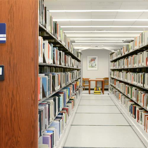 Salve Regina University McKillop Library Mobile Storage