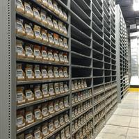 Archival Library Storage at Verona Shelving Facility