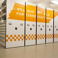 University of Tennessee Football Storage