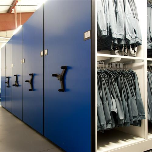 Limestone College Athletic Storage System