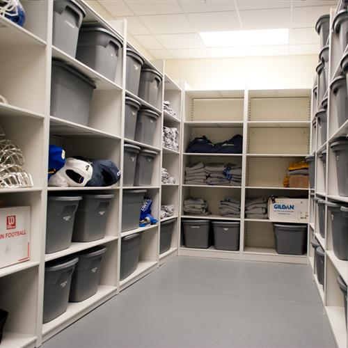 Athletic Storage - Tubs and Bins