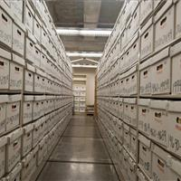 East Tennessee Historical Center Archive Storage
