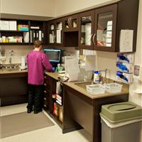 Pharmacy Work Station