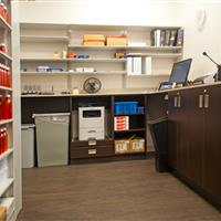 Pharmacy Storage Shelving and Cabinets