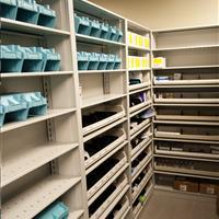 Pharmacy Storage Shelving