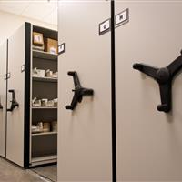 High Denisty Bulk Storage for Pharmacies