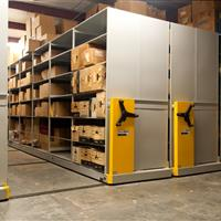 High Density Evidence Storage