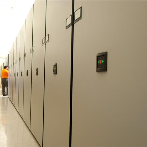 High Density Storage on Campus