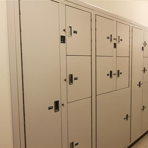 Pass-Through Short-Term Evidence Storage at Wake County Detention Center, North Carolina