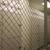 Secure Gear Storage Lockers at Wake County Detention Center, North Carolina