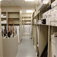 Evidence Storage at Wake County Public Safety Building, North Carolina