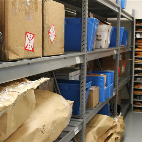Long-Term Evidence Storage at the Wake County Public Safety Building, North Carolina