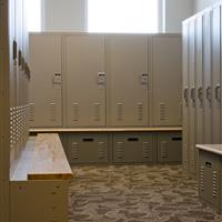 Personal Storage Lockers - Campus Police Station