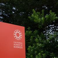California Academy of Sciences Building Sign