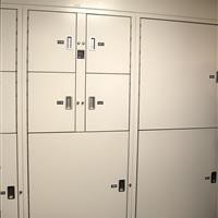 Secure temporary evidence handling storage system in Aurora, Colorado