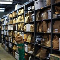Long-term evidence storage on static shelving at Bensalem Police Department