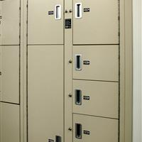 Temporary Evidence lockers for short-term evidence storage