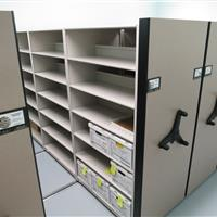 Mechanical-assist mobile shelving system in Cleburne County District Court