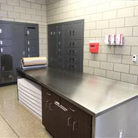 Storage and evidence locker system