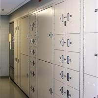 Short-term Evidence lockers in Omaha Police Department