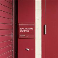Storage facility for Chicago Blackhawks
