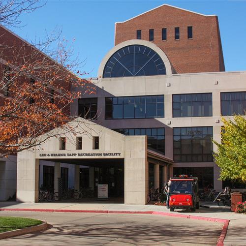 University of Nebraska - Lincoln Recreational Facility