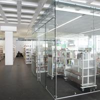 Lightweight mobile wide span shelving