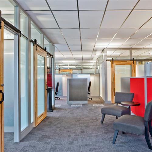 Genius Wall Offices