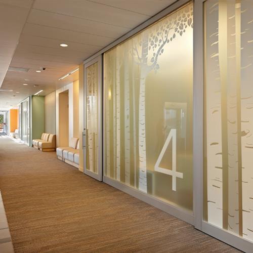 Genius Wall - Smokey Point Medical Center
