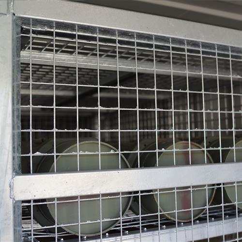 Large SharkCage ammunition storage