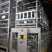 ActivRAC 16P - Deck for SharkCage Deployment storage containers